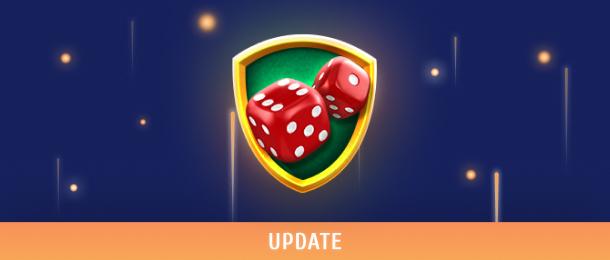 Обновления проекта Netgame Casino 🎲